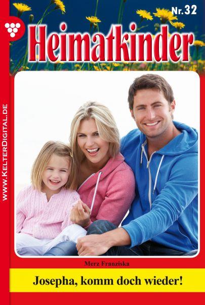 Heimatkinder 32 – Heimatroman