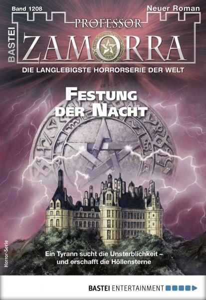 Professor Zamorra 1208 - Horror-Serie