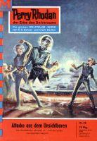 Perry Rhodan 58: Attacke aus dem Unsichtbaren (Heftroman)