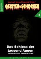 Geister-Schocker 18 - Das Schloss der tausend Augen (Monstrula 3)