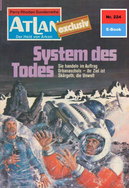 Atlan 224: System des Todes