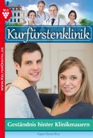 Kurfürstenklinik 3 - Arztroman