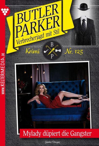 Butler Parker 125 – Kriminalroman