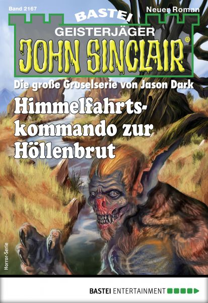 John Sinclair 2167 - Horror-Serie