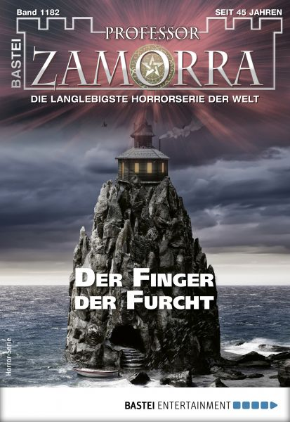 Professor Zamorra 1182 - Horror-Serie