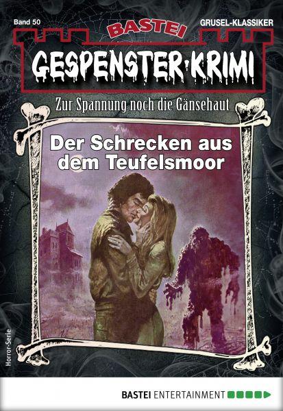 Gespenster-Krimi 50 - Horror-Serie