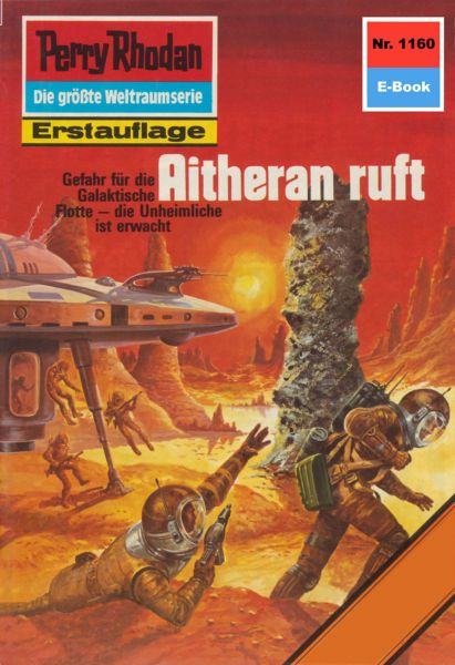 Perry Rhodan 1160: Aitheran ruft