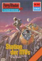 Perry Rhodan 832: Station der MVs (Heftroman)
