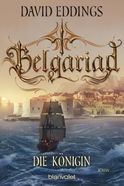 Belgariad - Die Königin