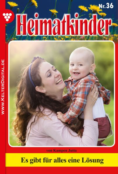 Heimatkinder 36 – Heimatroman