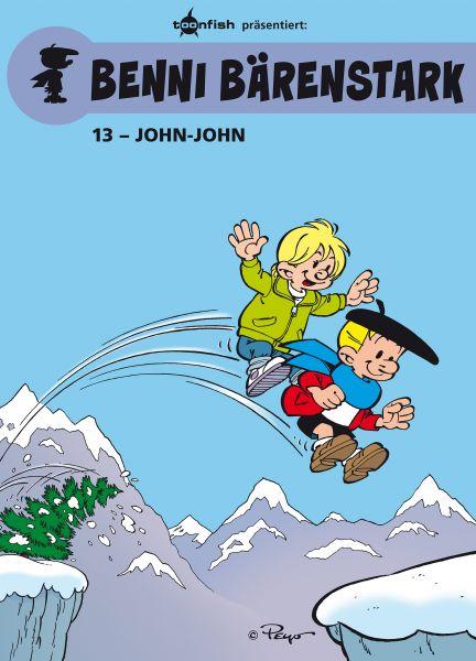 Benni Bärenstark Bd. 13: John-John