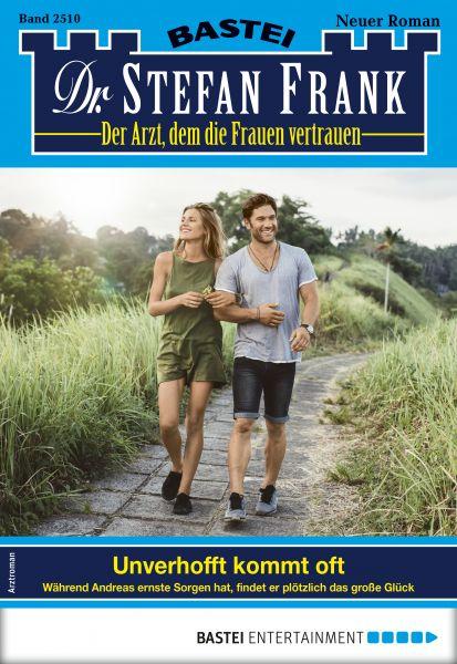Dr. Stefan Frank 2510 - Arztroman