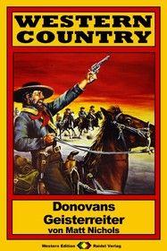 WESTERN COUNTRY 43: Donovans Geisterreiter