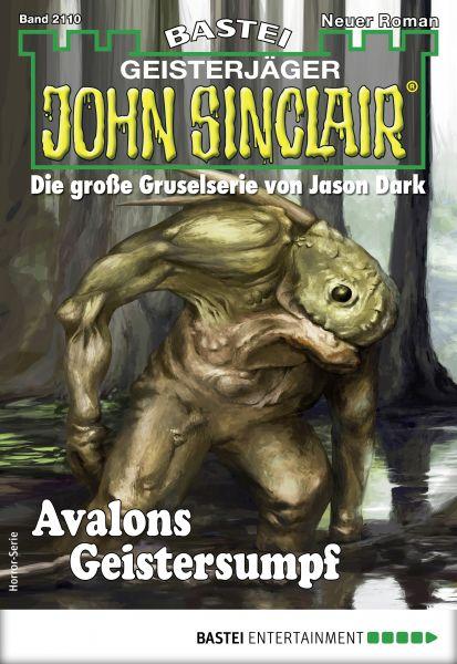 John Sinclair 2110 - Horror-Serie