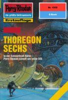 Perry Rhodan 1950: THOREGON SECHS (Heftroman)