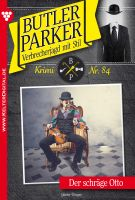 Butler Parker 84 - Kriminalroman