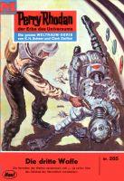 Perry Rhodan 285: Die dritte Waffe (Heftroman)