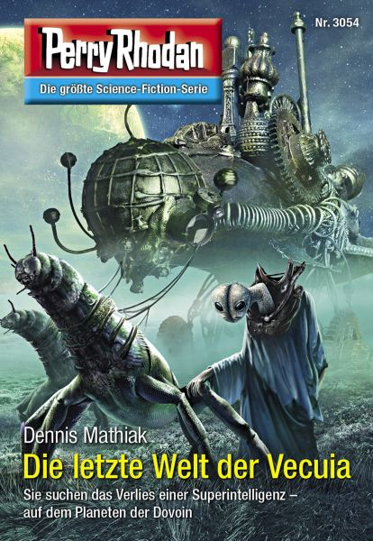 Perry Rhodan-Paket 62 Beam Einzelbände: Mythos (Teil 2)
