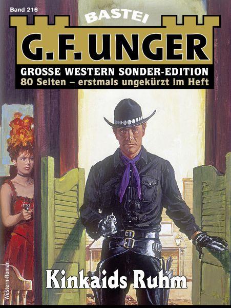 G. F. Unger Sonder-Edition 216 - Western