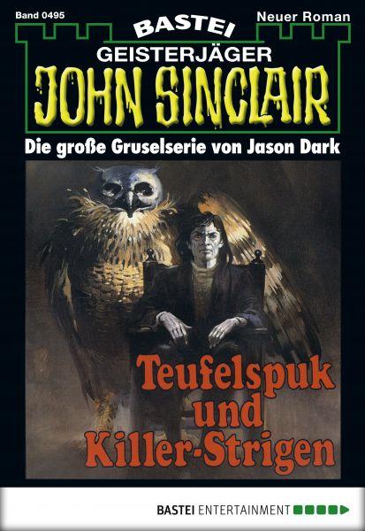 John Sinclair - Folge 0495