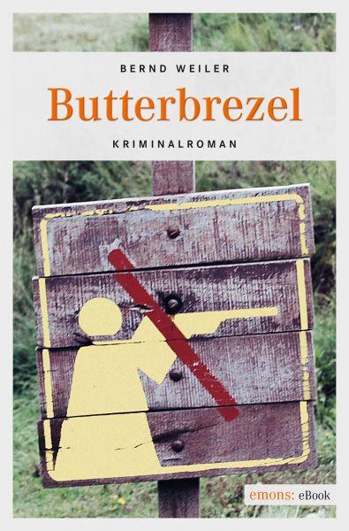 Butterbrezel