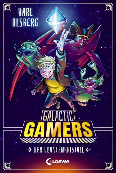 Galactic Gamers - Der Quantenkristall