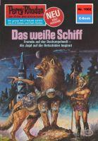 Perry Rhodan 1002: Das weiße Schiff (Heftroman)