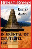 Heimat-Roman - In Grüntal ist der Teufel los