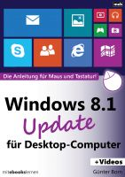 Windows 8.1 Uрdate für Desktop-Computer