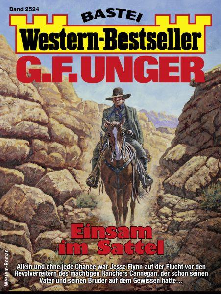 G. F. Unger Western-Bestseller 2524