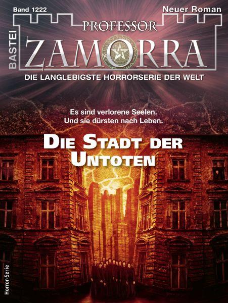 Professor Zamorra 1222 - Horror-Serie