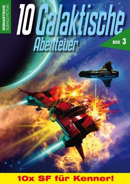 10 Galaktische Abenteuer Box 3