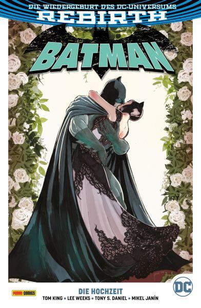 Batman, Band 7 - Die Hochzeit