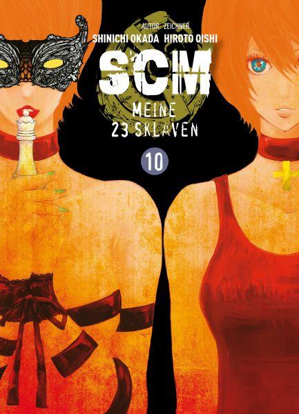 SCM - Meine 23 Sklaven, Band 10
