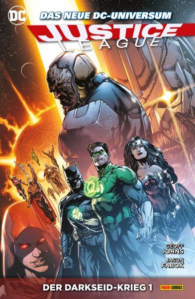 Justice League - Bd. 10: Der Darkseid-Krieg 1