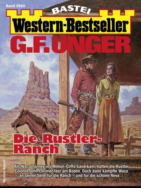 G. F. Unger Western-Bestseller 2520 - Western