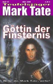 TEUFELSJÄGER 047: Göttin der Finsternis