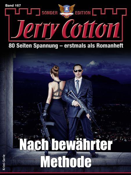 Jerry Cotton Sonder-Edition 167
