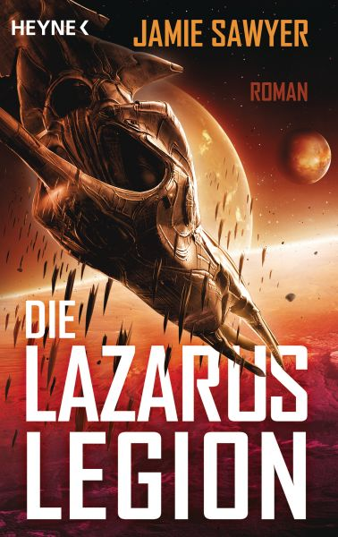 Cover Jamie Sawyer: Die Lazarus Legion