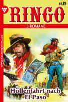 Ringo 3 Romane Nr. 19 - Western