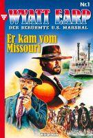 Wyatt Earp 1 - Western
