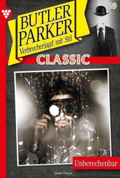Butler Parker Classic 69 – Kriminalroman