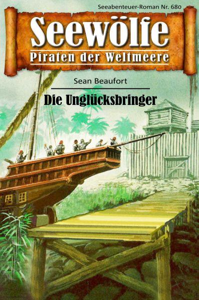 Seewölfe - Piraten der Weltmeere 680