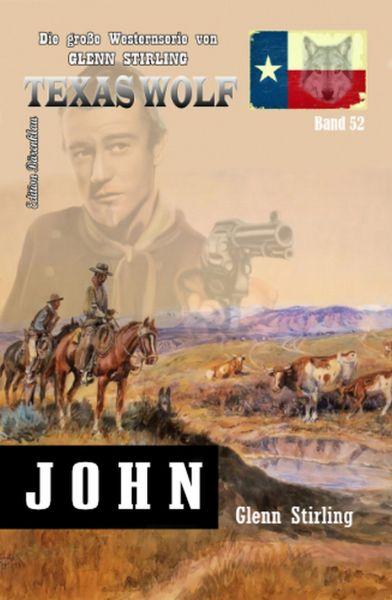 John - Texas Wolf Band 52