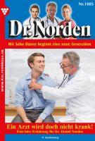 Dr. Norden 1085 - Arztroman