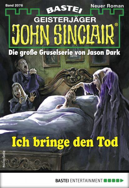 John Sinclair 2076 - Horror-Serie