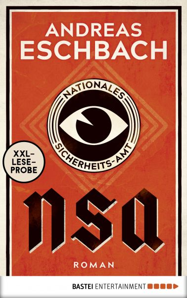 XXL-Leseprobe: NSA - Nationales Sicherheits-Amt