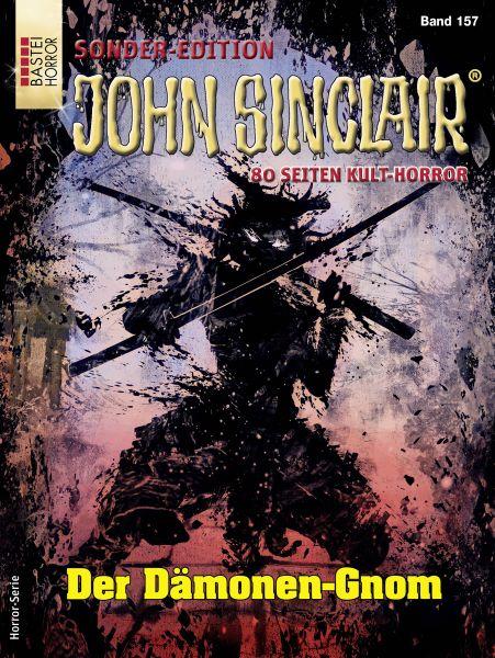 John Sinclair Sonder-Edition 157 - Horror-Serie