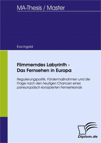 Flimmerndes Labyrinth - Das Fernsehen in Europa
