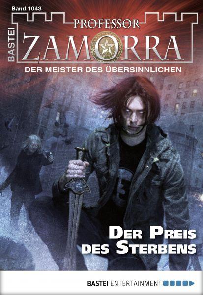Professor Zamorra - Folge 1043